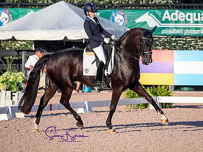 Youth Comes to the Fore and Baumert and Handsome Complete a Clean Sweep at AGDF