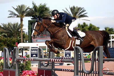 Daniel Coyle Scores a Victory at 2018 WEF