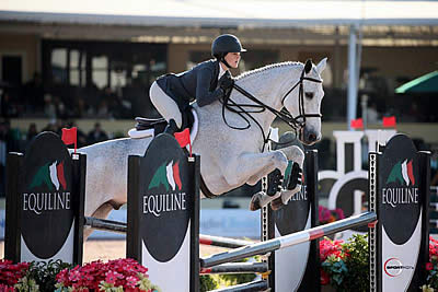 Coco Fath Takes Top Honors in George H. Morris Excellence in Equitation Championship