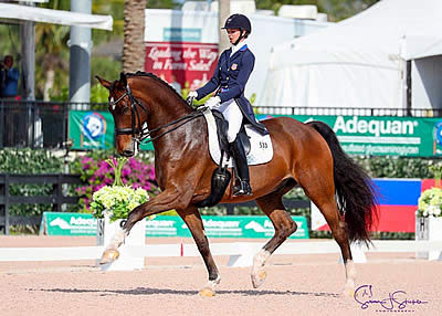 Palm Beach Derby Week Kicks Off with Another Win for Unstoppable Laura Graves at AGDF