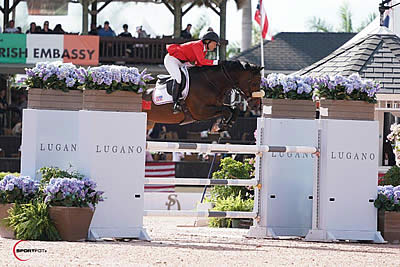 Beezie Madden and Breitling LS Shine Brightest in $205,000 CSIO4* Grand Prix