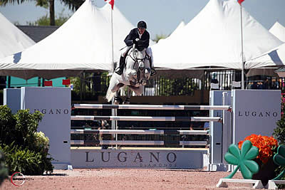 McLain Ward Goes Three for Three in Five-Star Equinimity WEF Challenge Cups