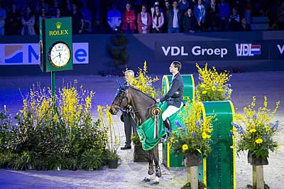 Dutch Masters Set to Make Sensational Debut as Part of Rolex Grand Slam of Show Jumping