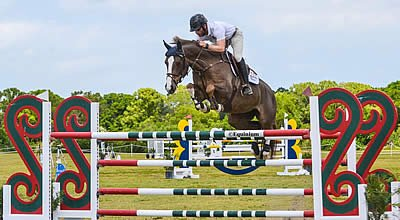 Ilan Bluman and Firebridge Knock Out Turf Tour Finale Grand Prix