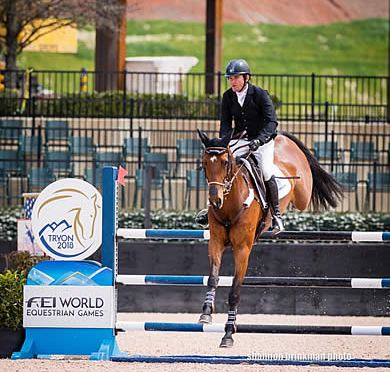 Dutton and Z Claim Top Honors at The Fork FEI CIC 3*