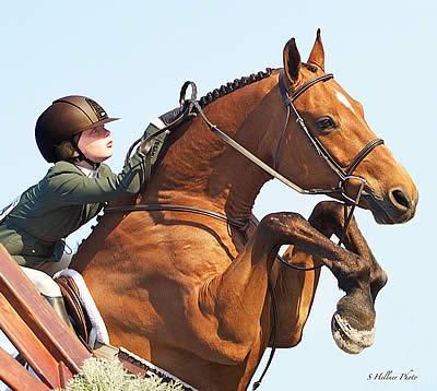 Kat Fuqua Soars to Top National Pony and Hunter Rankings