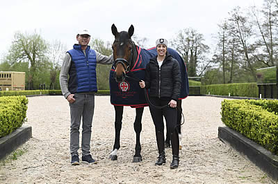 Behind the Scenes with Carl Hester and Charlotte Dujardin ahead of Royal Windsor Horse Show