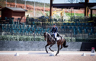 Little Holds Lead Heading into FEI CIC 3* Cross-Country at The Fork