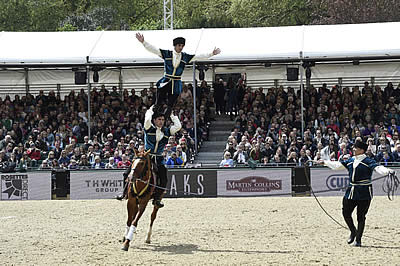 Spectacular Line-Up of Displays Announced for 75th Royal Windsor Horse Show