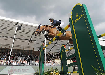 Champions Crowned at CHI Royal Windsor Horse Show