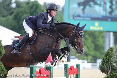 Darragh Kenny Claims Second Consecutive Kentucky Horse Shows Grand Prix