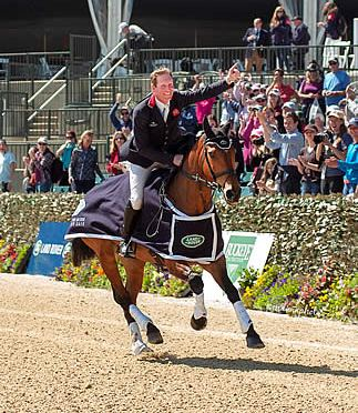 Oliver Townend Is New Number One in FEI World Eventing Rankings
