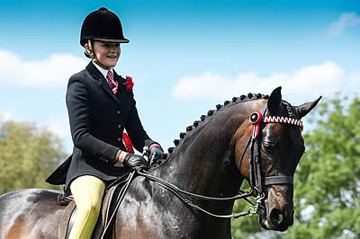 A Royal Victory on Opening Day of Royal Windsor Horse Show