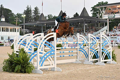 Ali Wolff Wins $50,000 Jet Run Devon Welcome Stake CSI4*