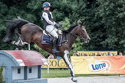 Strzegom Horse Trials: A Walk with Course Designer Marcin Konarski on CICO3* Nations Cup Route