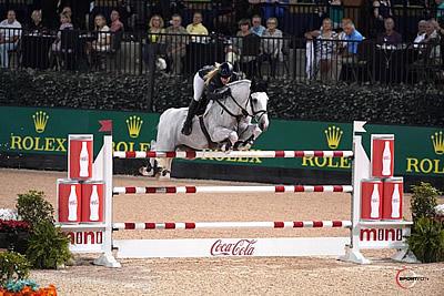 Kristen Vanderveen and Bull Run's Faustino De Tili Win $204k Coca-Cola Grand Prix CSI 4*
