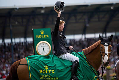 Relive Nations Cup CSIO5* at CHIO Aachen on Horse & Country TV
