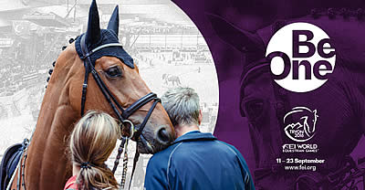 The FEI World Equestrian Games Tryon 2018 Countdown Is Underway