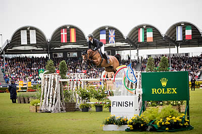 CHIO Aachen Hosts the Second Major of the Year