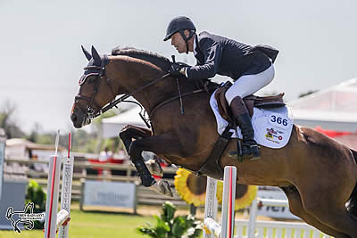 Olympian Ian Millar Opens Ottawa Horse Show with a Win