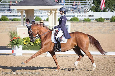US Dressage Festival of Champions Opens with Three Divisions at Lamplight Equestrian Center