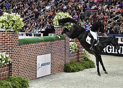 Washington International Horse Show Celebrates 60 Years of Equestrian Sport Oct. 23-28