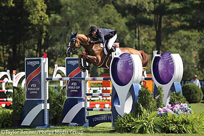 WEG Athletes and US Gold Medal Team Members Set to Compete at American Gold Cup