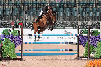 A Grand Finale for Eugenio Garza and Bariano to Conclude Tryon Fall 3 CSI 3*