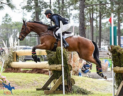 Doug Payne and Quantum Leap to Represent U.S. at FEI World Breeding Eventing Championships