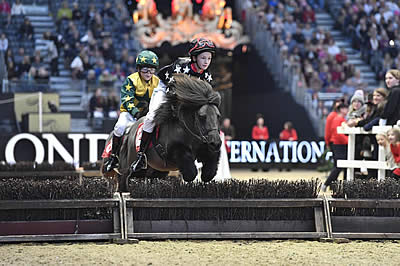 Shetland Pony Grand National Returns to Olympia, The London International Horse Show