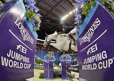 Catherine Tyree and Bokai Race to Win in $40,000 International Jumper Welcome Stake