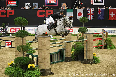 International Equestrian Athletes Gather in Lexington for National Horse Show
