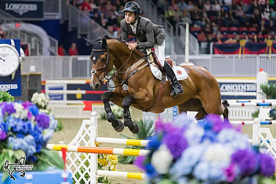 Daniel Bluman Wins for Israel at Royal Horse Show