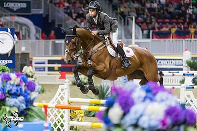 Daniel Bluman Wins for Israel at Royal Horse Show