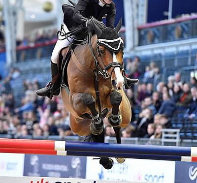 Next Generation of British Show Jumping Talent Set to Compete at Olympia