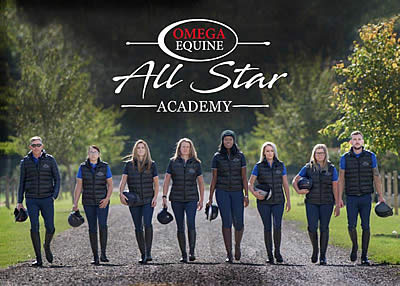 Season Three of Omega Equine All Star Academy Now Underway on Horse & Country TV