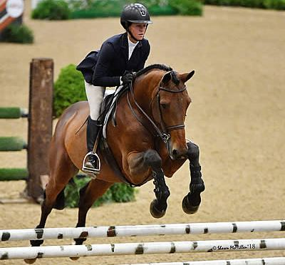 US Equestrian to Recognize Georgie Green and Isabela De Sousa at Pegasus Awards