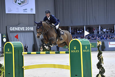 Daniel Deusser Wins Trophée de Genève, the First Rolex Grand Prix Qualifier of CHI Geneva