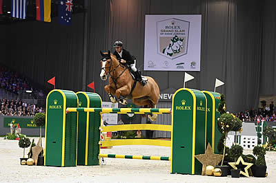 Marcus Ehning Wins Rolex Grand Prix at CHI Geneva, the Final Major of the Year