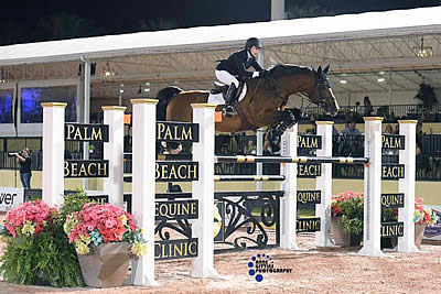 Margie Engle and Royce Dominate $205,000 Holiday & Horses Grand Prix CSI 4*