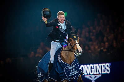 William Whitaker Wows the Crowd with Emotional Win at Olympia