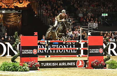 It's Another Italian Job in the Turkish Airlines Olympia Grand Prix
