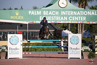 Darragh Kenny and Billy Dorito Win Opening Class during Second Week of WEF