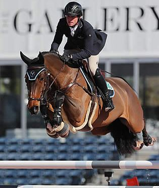 Darragh Kenny and Billy Dorito Are Best in $6,000 Bainbridge 1.40m Speed Challenge at WEF