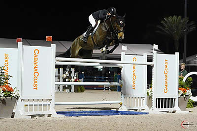 Nicole Shahinian-Simpson and Akuna Mattata Seize $134k CabanaCoast Grand Prix CSI 3* at WEF