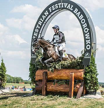 4 Stars at Equestrian Festival Baborówko