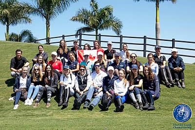 AGDF Hosts Seventh Annual Florida International Youth Dressage Championships