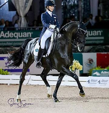 "Katherine Bateson Chandler and Alcazar Capture Final ""Friday Night Stars"" Freestyle of AGDF"