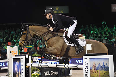 The Dutch Masters: The Elite Contenders for the Rolex Grand Prix