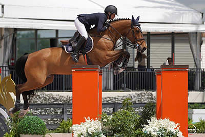 Patience Pays Off for Amanda Derbyshire with WEF Challenge Cup Win